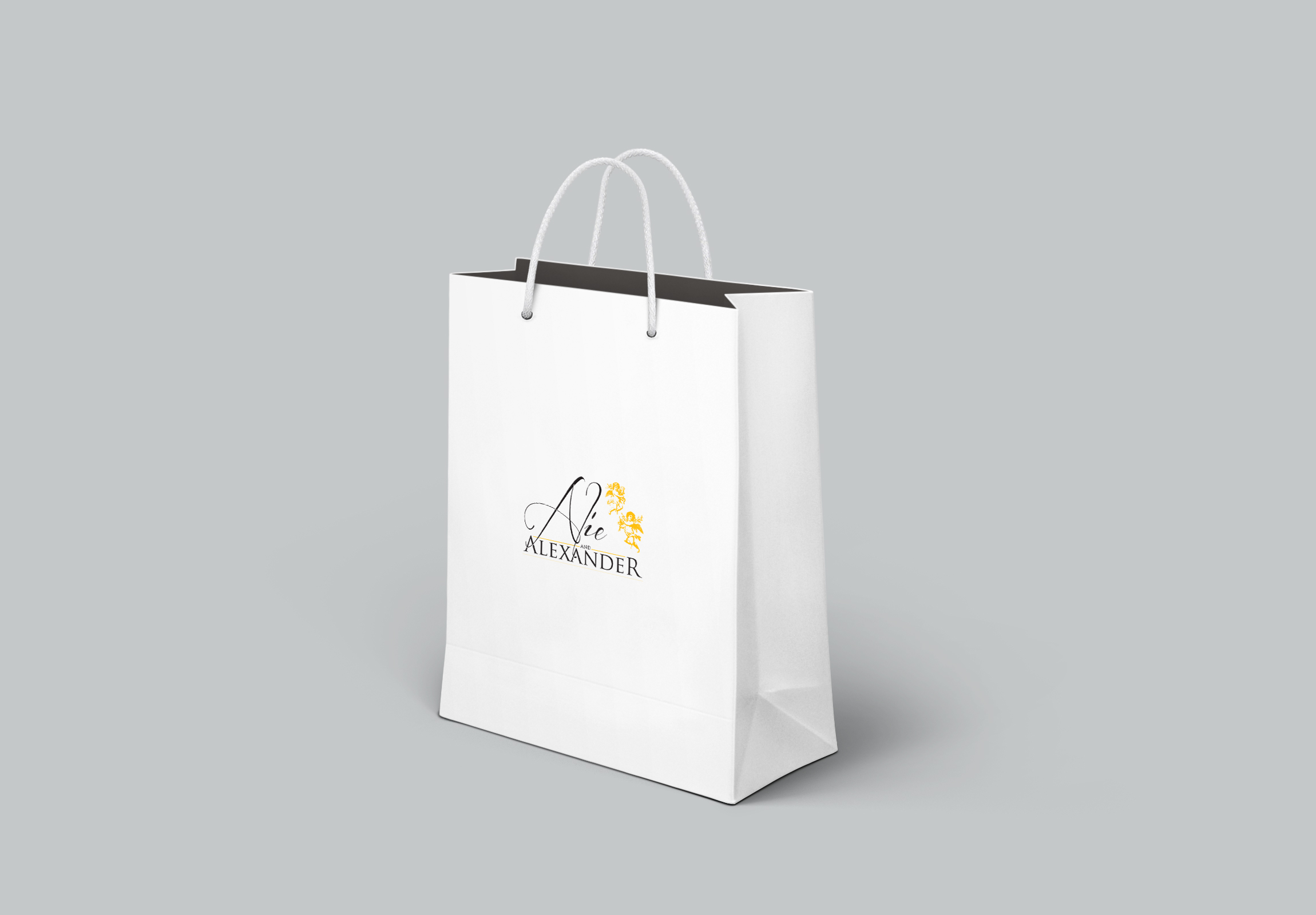 Boutique Shop Bags - Artasce Creative